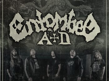 Entombed AD op Graveland Open Air